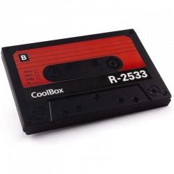 CAJA 2.5 USB 3.0 COOLBOX SLIM CHASE R-2533 SSD y HDD RETRO