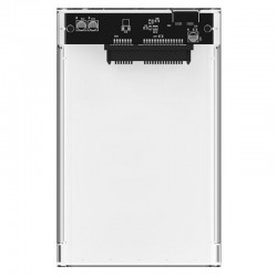 CAJA 2.5 USB 3.0 COOLBOX TRAN SPARENTE