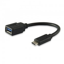 CONVERSOR 0.15CM TYPEC MACHO A  USB 3.0 HEMBRA