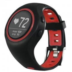 RELOJ SMARTWATCH BILLOW XSG50P ROR GPS SPORT NEGRO-ROJO