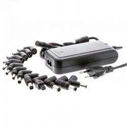 ALIMENTADOR PORT.  90W  COOLBO X USB  2.1A
