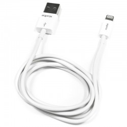 CABLE APPROX LIGHTNING A USB   2.0 1M BLANCO