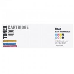 TONER INK HP CF283A 83A NEGRO  PREMIUM 1500 PAG