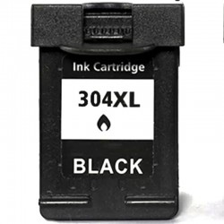 CARTUCHO INK HP N9K08AE 304XL  20ML NEGRO