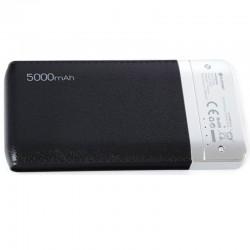 POWERBANK  5000 MAH 2A 3.7V    NEGRO