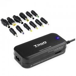 ALIMENTADOR PORT. 90W TOOQ MAN UAL 2 X USB 12 CONECTORES