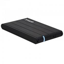 CAJA 2.5 USB 3.0/3.1 TOOQ     TQE-2530B 9.5mm NEGRA