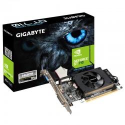 VGA GT710    2GB GDDR3 GIGABYT E LOW PROFILE
