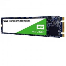 DISCO SSD  120GB WD M.2 GREEN  SATA 6GB/s