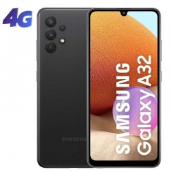 SMARTPHONE 6.4 SAMSUNG GALAXY  A32 128GB 4G NEGRO