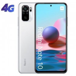 SMARTPHONE 6.43 XIAOMI REDMI  NOTE 10 4GB 64GB 4G BLANCO