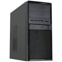 CAJA MICRO ATX UK-6012 NEGRA   USB 3.0 CON/FUENTE 85%