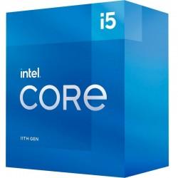 CPU INTEL S-1200 CORE I5-11400  2.6GHz BOX CON VENTILADOR